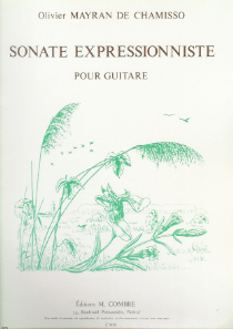 partition : Sonate expressionniste